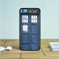 Tardis Doctor Who iPhone 5 5S 5C Case Dewantary