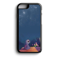 Stitch disney art iPhone 4s iPhone 5 iPhone 5c iPhone 5s iPhone 6 iPhone 6s iPhone 6 Plus Case | iPod Touch 4 iPod Touch 5 Case
