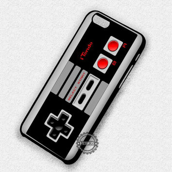 Nintendo Controller Inspired Game - iPhone 7 6 5 SE Cases & Covers