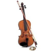 The Learn To Play Violin And DVD - Hammacher Schlemmer