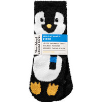 PIPER THE PENGUINShea-Infused Lounge Socks