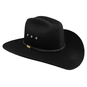 Resistol Hill Country Jr. - Childrens Wool Cowboy Hat