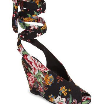 Jeffrey Campbell Verlina Wedge Sandal (Women) | Nordstrom