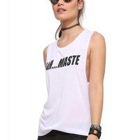 Private Party Nah...Maste Tank Top