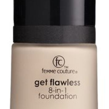 Femme Couture Get Flawless 8-in-1 Foundation