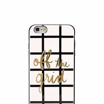 off the grid iphone 6 case