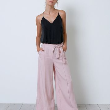 Ground Control Pants - Dusty Pink