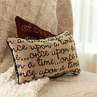 Disney Parks Pillow - ''Once Upon a Time''