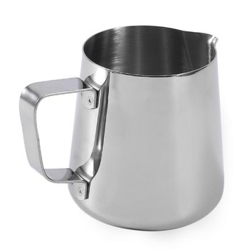 Stainless Steel Frothing Pitcher Pull Flower Cup Cappuccino Cooking Tools