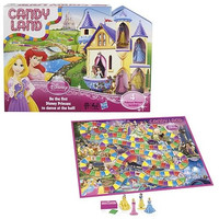 CANDY LAND DISNEY PRINCESS EDITION GAME