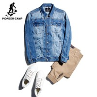 Pioneer Camp Men's Casual Jean Jacket/Coat
