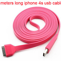 3 Meters Iphone 4s Usb Cable,iphone.. on Luulla
