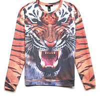 Wild Tiger Sweatshirt