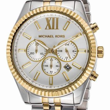 DCK4S2 Michael Kors Lexington MK8344 Wrist Watch for Men