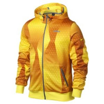 Nike Store. Nike Hero (LeBron) Print Full-Zip Men's Basketball Hoodie