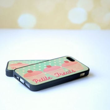 Two Matching Silicone iPhone Cases for Best Friends, Wedding Party or Logo