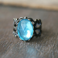 Water Amulet Ring