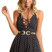 HIGH NOON ROMPER