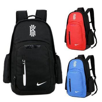 One-nice™ NIKE Fashionable double shoulder bag outdoor leisure sports climbing waterproof basketball shoulder bag