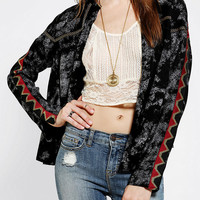 Urban Outfitters - Ecote Motocross Drapey Jacket