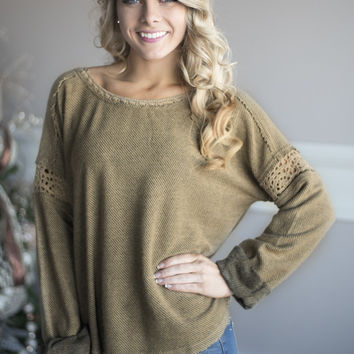 We Go Together Sweater Top