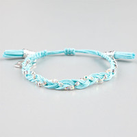 Rose Gonzales Shore Lola Bracelet Aqua One Size For Women 24879324001