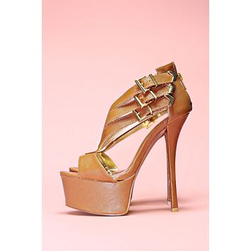 Sleek and Chic Heel