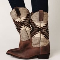 Frye Billy Blanket Boot at Free People Clothing Boutique
