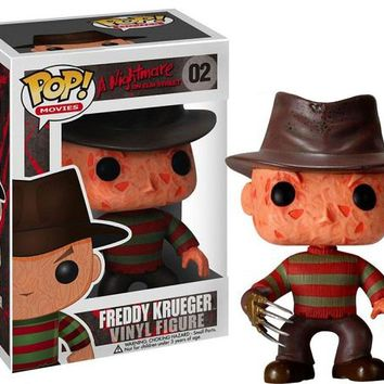 A Nightmare on Elm Street Freddy Krueger Vinyl Figure