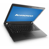 "Lenovo Black 15"" Ideapad 100 Laptop PC with Intel Pentium N3540 Processor, 4GB Memory, 500GB Hard Drive and Windows 10 - Walmart.com"