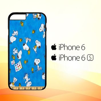 Snoopy Ruler V 2111 iPhone 6|6S Case