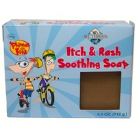 All Terrain Soap - Itch and Rash Soothing - Kids Phineas and Ferb - 4