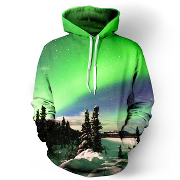 Aurora Glow Hoodie - READY TO SHIP