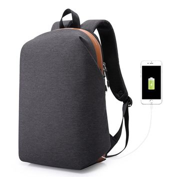 Laptop Backpack For men Oxford USB charging Anti Theft Waterproof Travel Backpack For Male Xiaomi Backpack Urban School Bag