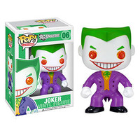 Funko POP! Heroes - Vinyl Figure - THE JOKER (4 inch): BBToyStore.com - Toys, Plush, Trading Cards, Action Figures & Games online retail store shop sale