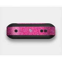 The Pink Sparkly Glitter Ultra Metallic Skin Set for the Beats Pill Plus