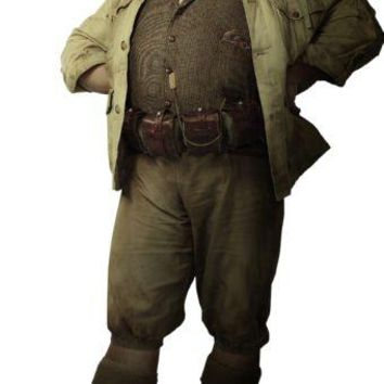 "Jumanji Welcome To The Jungle Poster Character Slim Poster 14""X36"""