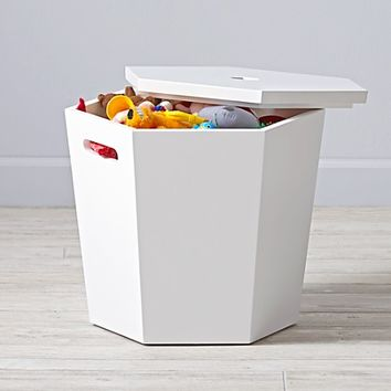Hexagon Toy Box