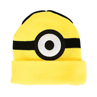 Despicable Me Minions Reversible Watchman Beanie