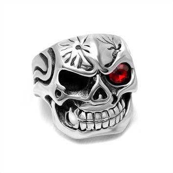 Shiny Gift New Arrival Jewelry Stylish Titanium Accessory Club Ring [6544843779]