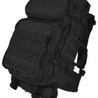 Hazard 4 Overwatch Coyote Rifle Carry Roll-Pack