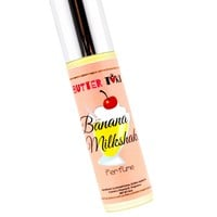 BANANA MILKSHAKE Roll On Oil Based Perfume 9ml - CLEARANCE