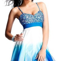 Blue Homecoming Dresses | Homecoming Dresses