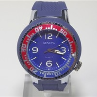 Red Blue Legend Watch
