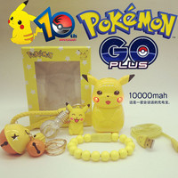 Cute Pikachu pokemon go mobile power