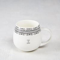 Cup of Message Mug Love