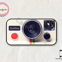 Polaroid Camera iPhone 4 Case, iPhone 4s Case, iPhone Case, iPhone Hard Case, iPhone 4 Cover, iPhone 4s Cover