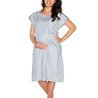Lisa Labor & Delivery Gown