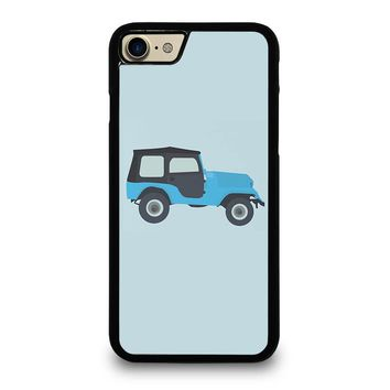 STILES STILINSKI JEEP TEEN WOLF iPhone 7 Case Cover