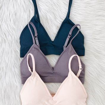 Rumi Bralette - More Colors